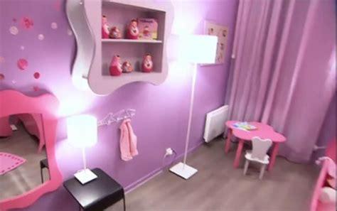 deco chambre petit gar輟n d 233 co de princesse mauve et pour chambre de fille