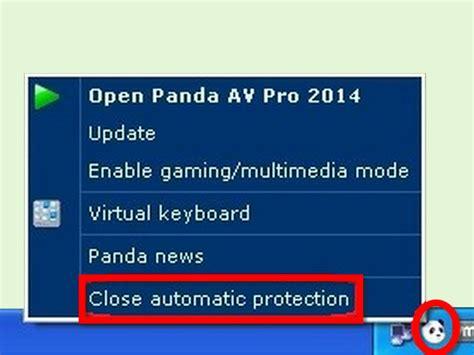 Anti Virus Panda how to uninstall panda antivirus pro 2014 11 steps