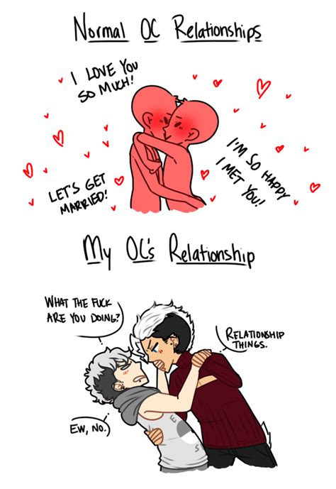 Pch Drawing - pch relationships by banannumon on deviantart