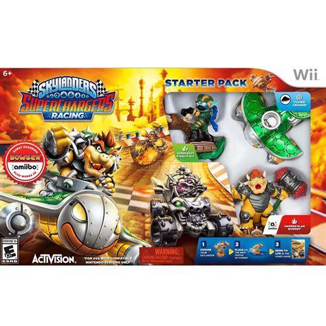 Kaos Gamer Ultimate Gamer 3 Cr wii skylanders superchargers racing starter pack