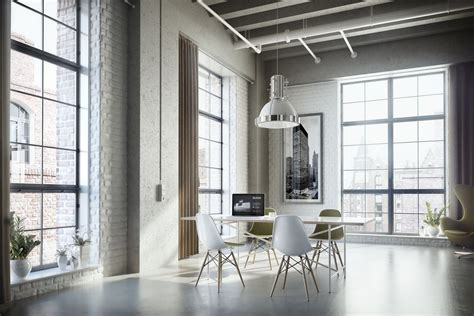 loft interior cgarchitect professional 3d architectural visualization
