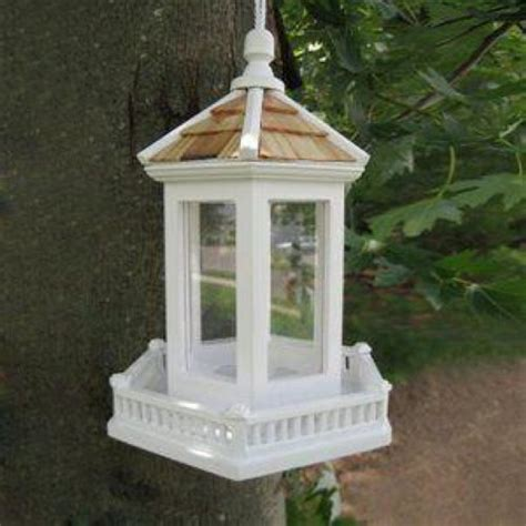 Fancy Bird Feeders Home Bazaar Gazebo Birdfeeder Decorative Bird Feeders Ebay