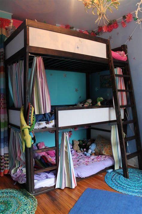 bunk bed hacks 72 best kids room ikea bunk bed images on pinterest