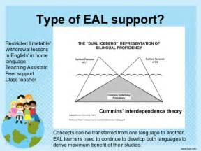 2013 supporting the eal students in the mfl classroom