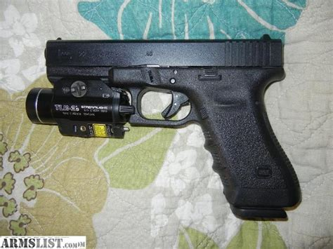 glock 22 laser light armslist for sale trade glock 22 4 with streamlight
