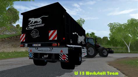 ls 15 werkstatt mod ls 15 fliegl asw black edition v 1 0 sonderedition