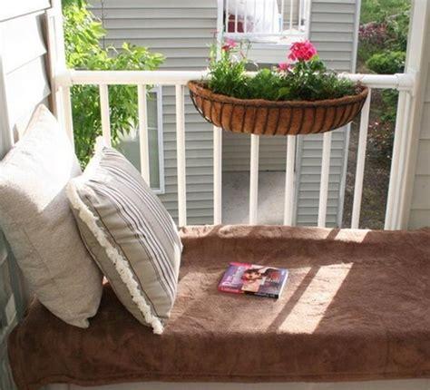 diy railing planter 10 space saving diy balcony railing planters ideas