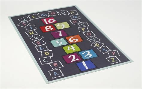 Hop Scotch Mat by Peters Educational Furniture For Your School And Library