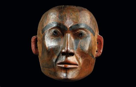 B.C. aboriginal mask sells for $150,000 in Paris Inuit Artifacts History