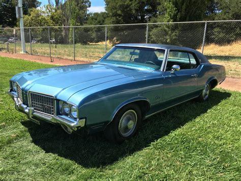 supreme for sale 1972 oldsmobile cutlass supreme richmond ca
