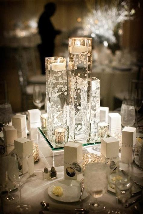 wedding reception centerpieces floating candles 43 mind blowingly wedding ideas with candles deer pearl flowers