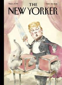 Cover story barry blitt s grand illusion the new yorker