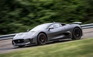 C X75 Jaguar Jaguar C X75 Concept Photo