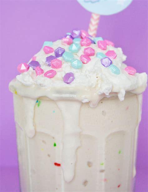 printable unicorn cake toppers birthday cake milkshake unicorn straw toppers free