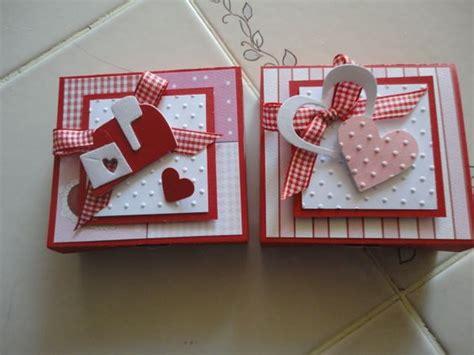 regalos caseros para dia del amor y la amistad 14 de cajitas para el dia del amor y la amistad regalos