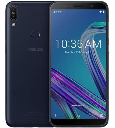 Asus Zenfone Max M1 asus presenteert zenfone max pro m1 met android 8 1 5000