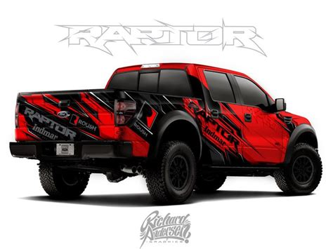 my truck wrap design from https ragraphics carbonmade