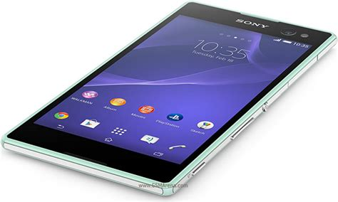 Hp Samsung Android C3 sony xperia c3 pictures official photos