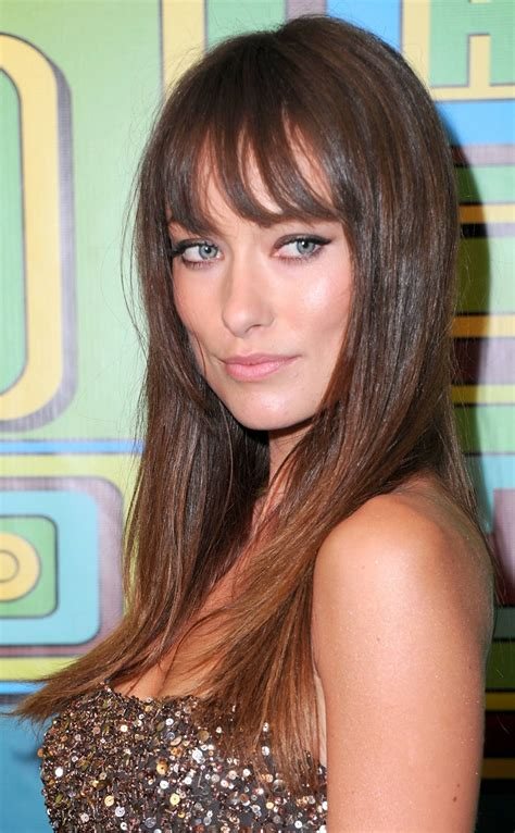fringe bangs hairstyle for round face hairstyles popular 2012 july 2011