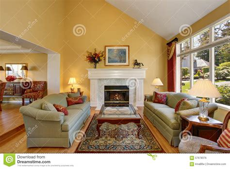 yellow living room decor brilliant living room with green sofas and yellow walls