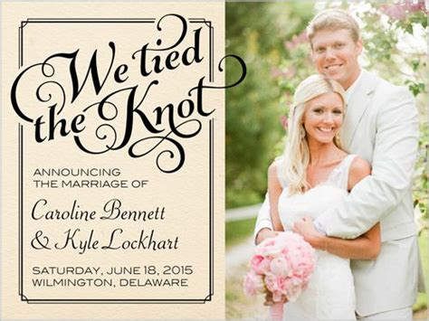 Wedding Announcement Cards by 25 Best Ideas About Wedding Announcements On