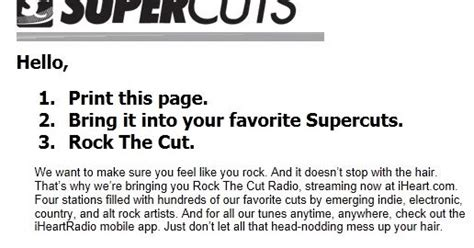 which day senior citizen haircut at super cuts bellevuedeals 2 off at supercuts