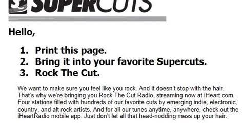 haircut coupons bellevue bellevuedeals 2 off at supercuts