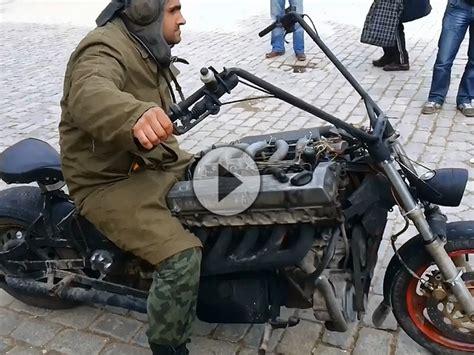 Boss Hoss Motorrad Treffen 2016 by Diesel Boss Hoss Bikeporn Russisch Eigenbau Und L 228 Uft