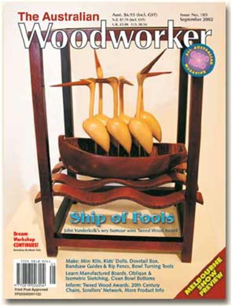 plans  build australian woodwork magazines  plans