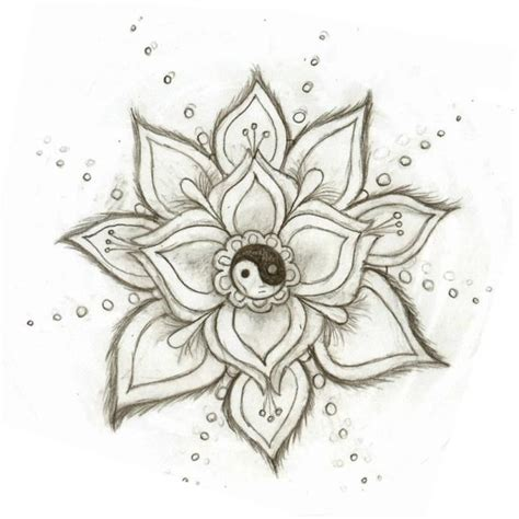 Adore Home Decor image result for flower drawings kirsten pinterest