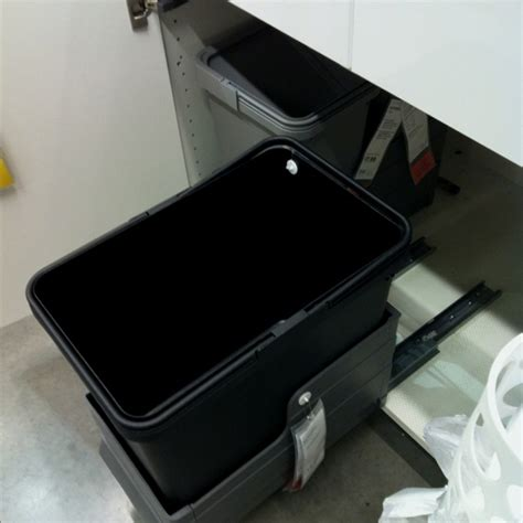 ikea rationell schublade need this trash can ikea rationell housekeeping