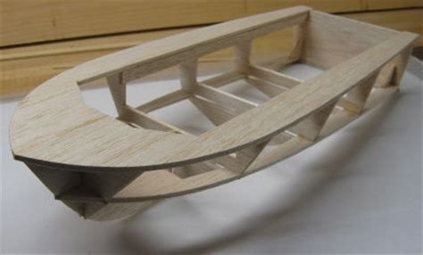 model boat hull construction build an rc boat hull part two