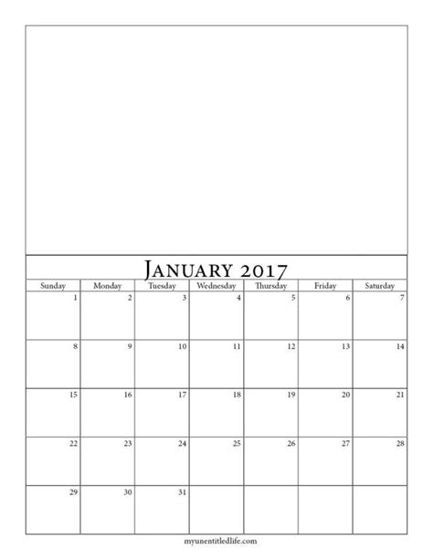 make your own calendar printable 187 calendar template 2017