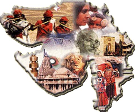 """tourist places of attractions in gujarat  the """"jewel of"""