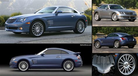 Chrysler Crossfire Specs by Chrysler Crossfire Srt6 2005 Pictures Information Specs