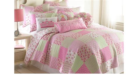 Pink Quilt Set by Princess Faith Pink Quilt Set