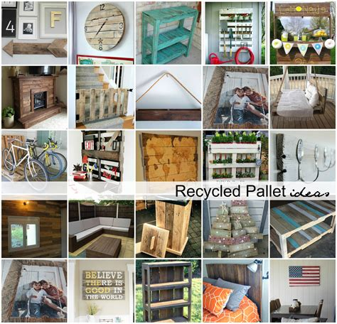 recycled pallet project ideas the idea room