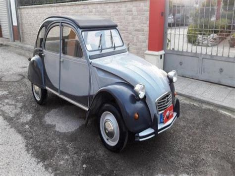 Used Citroen 2cv For Sale by Used Citroen 2cv Cars Italy