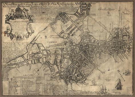 boston map 1775 boston quotes like success