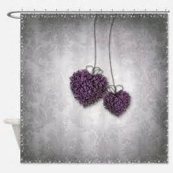 Shower Curtains With Purple Purple Shower Curtains Purple Fabric Shower Curtain Liner