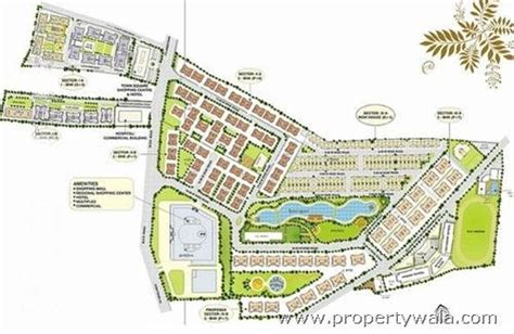 layout plan of township naiknavare dwarka township chakan pune apartment