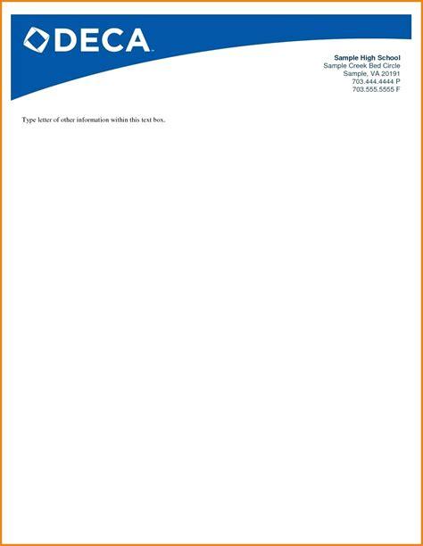 Template Company Letterhead Template Doc Templates Sle Word Rental Agreement Docx Company Letterhead Templates Docs