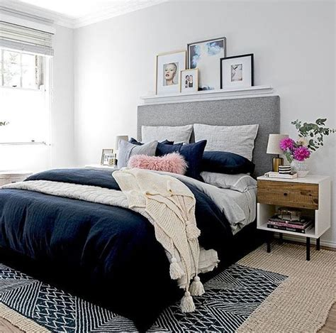 Navy Blue And Grey Bedroom Decor by 25 Best Ideas About Navy Blue Comforter On
