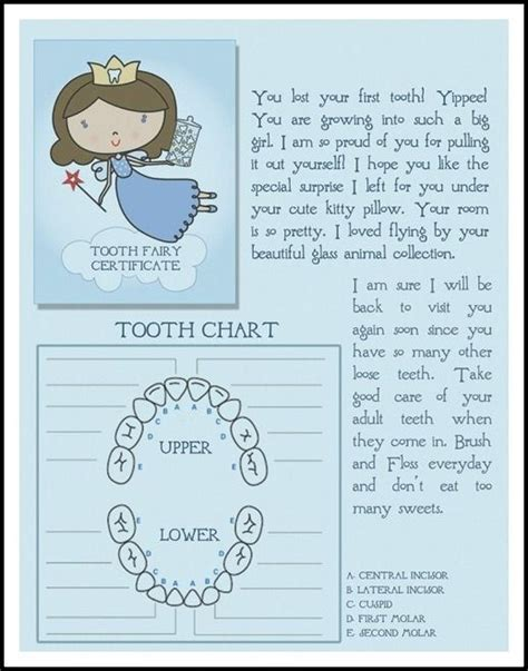 tooth letter template tooth letter with chart to track teeth tooth