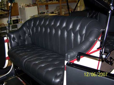 School Upholstery by Rods Upholstery The H A M B