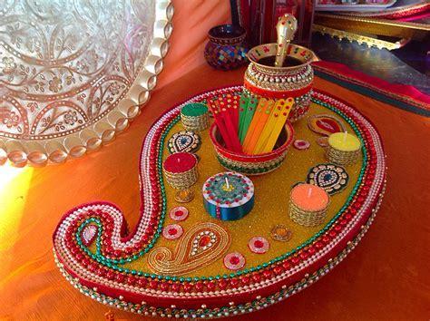Large Paisley Mehndi plate. See www.facebook.com