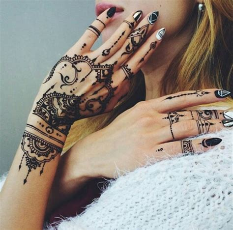 henna inspired tattoo designs 101 awesome tattoos that will inspire you to get inked