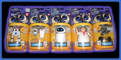 wall e figure wall e 5pc figures set with bot 169 00