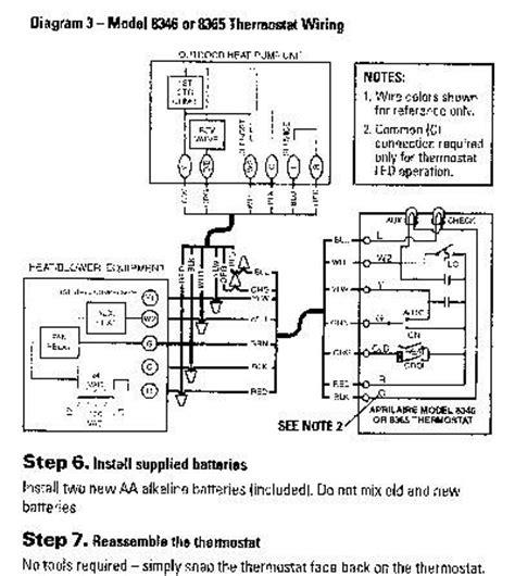 gas air handler wiring diagram gas free engine image for user manual