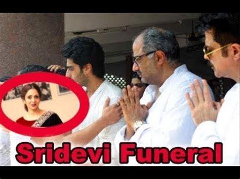 actress sridevi death video actress sri devi full funeral video actress sridevi